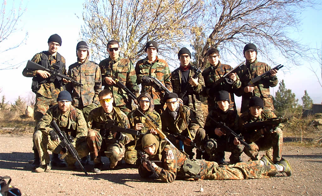 Airsoft Team