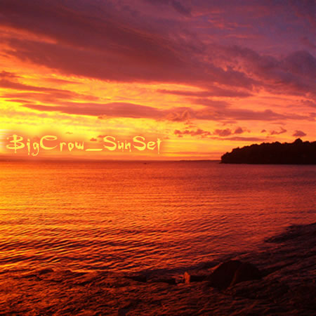 bigcrow-sunset-cover