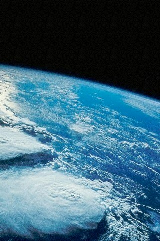 Earth from Sky