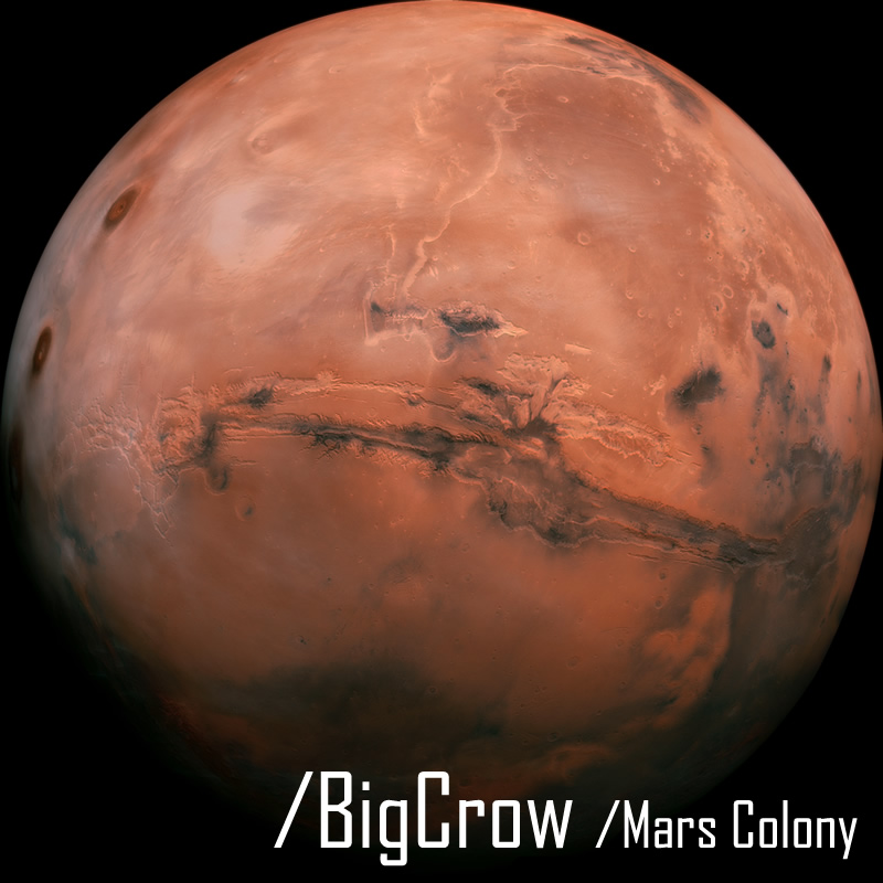 [ტრეკი] BigCrow – Mars Colony